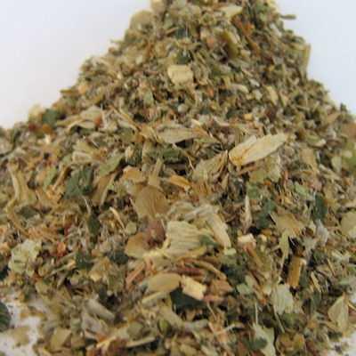 Schildkier kruidenmengsel  100 gram