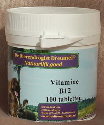 Vitamine B-12  100 tabletten