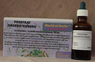 PROSTAAT ONDERSTEUNEND FYTOTHERAPIE 147  50 ml.