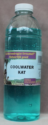 Coolwater kat NIEUW SUPERAKTIE