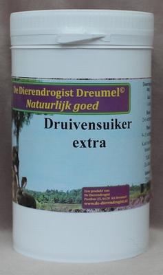 Druivensuiker extra: Help de volgels de winter door!.
