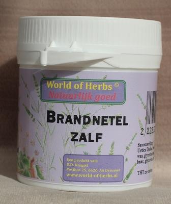 Brandnetel zalf  Fytotherapie 225  50 gram
