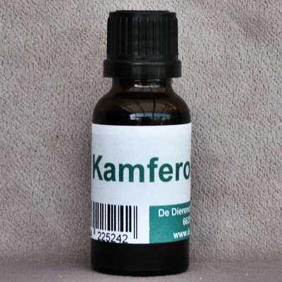 Kamfer olie  20 ml.