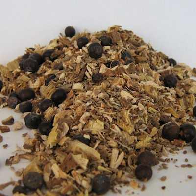 Blaas kruidenmengsel  100 gram