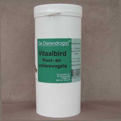 Vitaalbird kooi/volière vogels