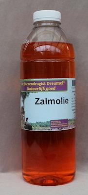 Zalmolie uit Noorwegen SUPERAKTIE