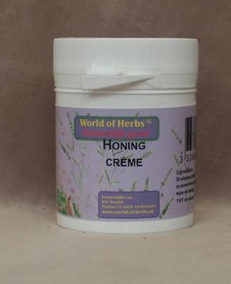 Honingcrème (humaan)  50 gram