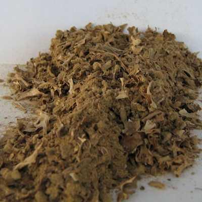Diarrhee kruidenmengsel  100 gram
