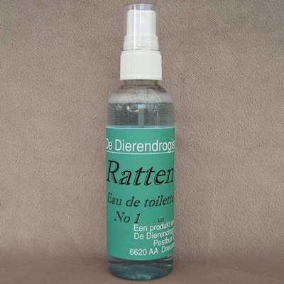 Ratten eau de toilete geur 1 (UN)  100 ml.