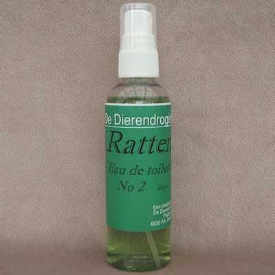 Ratten eau de toilete geur 2 (DEUX)  100 ml.