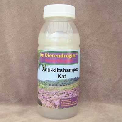 Anti-klitshampoo  250 ml.