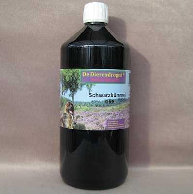 Schwarzkummel olie  Nigella Sativa SUPERACTIE