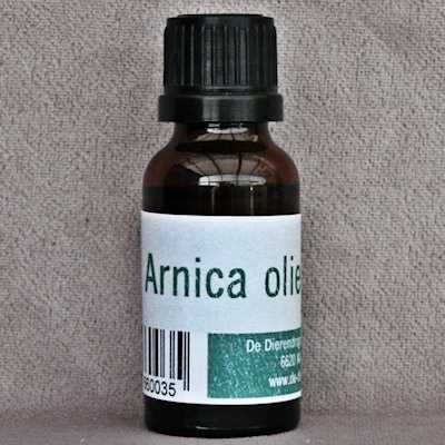 Arnica olie  20 ml.