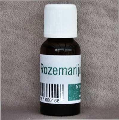 Rozemarijn olie  20 ml.