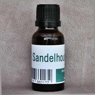 Sandelhout olie  20 ml.