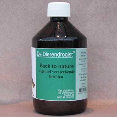 Algeheel versterkende kruiden  500 gram