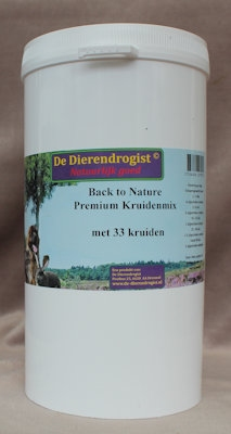 Back to Nature Premium Kruidenmix AKTIE