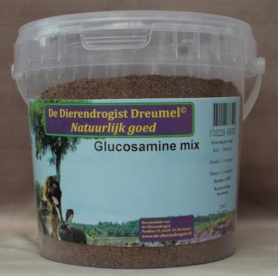 Glucosamine mix  AKTIE  500 gram