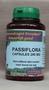 Passiflora capsules 280 mg.