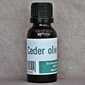 Ceder olie 20 ml.
