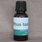 Rhus Toxicodendron Complex. 20 ml druppels