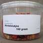 Wortelstukjes 100 gram